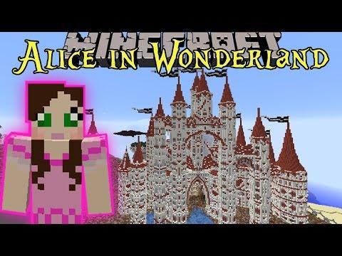 Minecraft: ALICE IN WONDERLAND