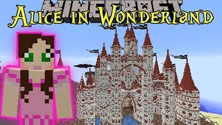 Minecraft: ALICE IN WONDERLAND