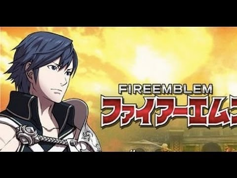 Fire Emblem 3DS - Japanese Trailer