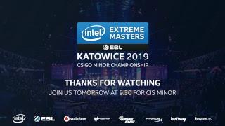 Download LIVE: Winstrike vs Gambit - IEM Katowice CIS Minor 2019 - Day 3