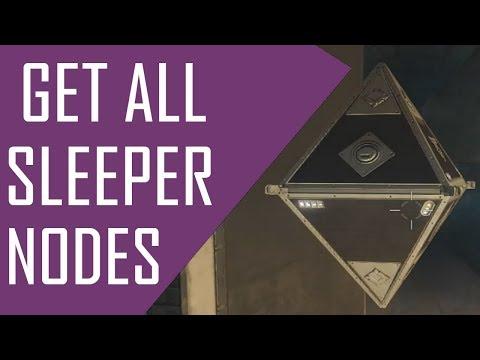 DESTINY 2 How to get all Override Frequencies / Sleeper Nodes