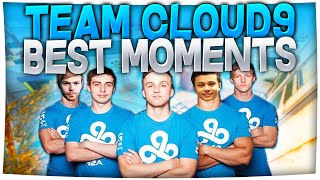 CS:GO - Best of Cloud9 (Funny Moments & Best Plays)
