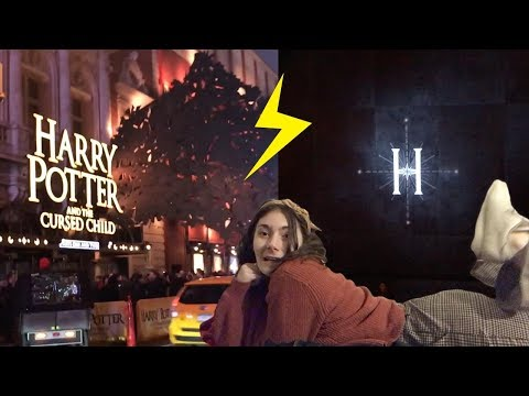 HARRY POTTER AND THE CURSED CHILD ON BROADWAY new york city :) ! *