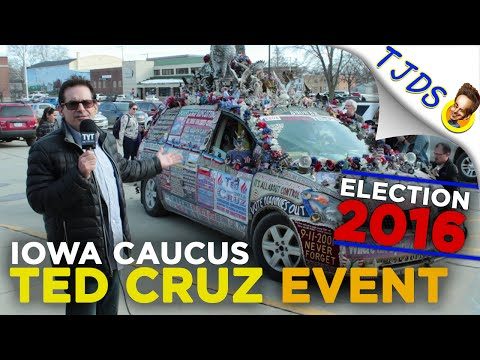 Jimmy Dore Asks Ted Cruz Supporters What Makes Them Tick