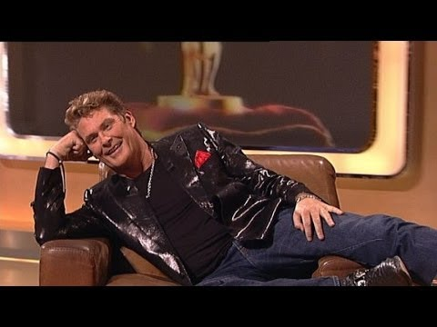 Don T Hassel The Hoff David Hasselhoff Talks About His Childhood Tv T