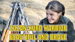 Download ZOZAN,THE BEAUTIFUL KURD WARRIOR Christians Hope Video