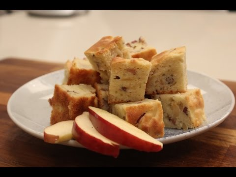 Apple Cake | Sanjeev Kapoor Khazana