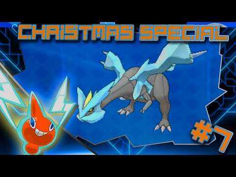 ✩ Pokemon ORAS Legendary Hunting #007 ✩ Hunting for Kyurem White! [Kyurem]