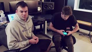 The Chainsmokers on Beat Maker Go