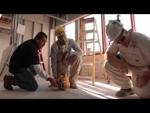 Training for a Career as a Union Carpenter