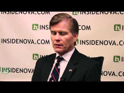 Virginia Gov. Bob McDonnell on healthcare