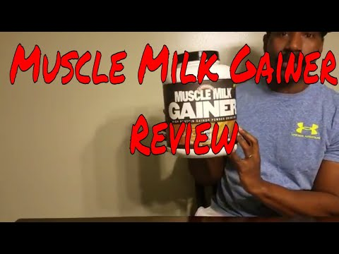 Review of Muscle Milk Gainer by - Cytosport