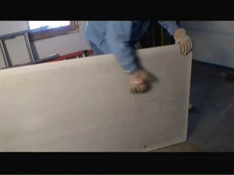 How to Cut Cement Backer Board Video
