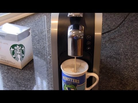 Making Caffe Latte with Verismo