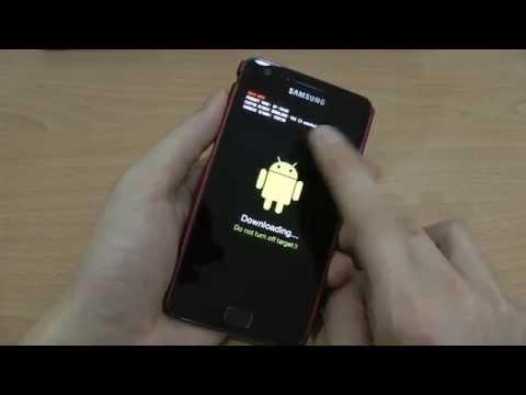 USB Jig on Samsung Galaxy S2