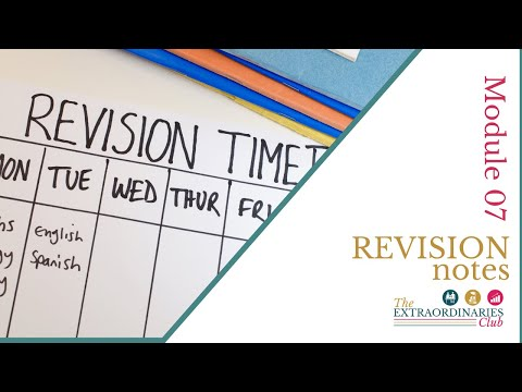 How to use colour in your revision notes to improve your learning