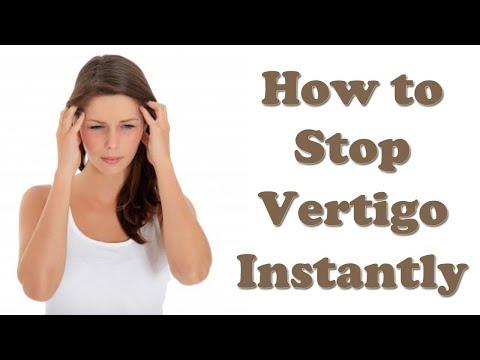How to Get Rid of Vertigo   6 Ways to Cure Vertigo Naturally
