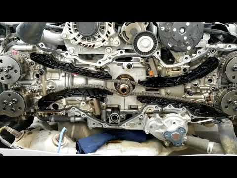 Repaired Engine Rattling noise on Subaru XV, Impreza, Forester, Outback at Cold Start.