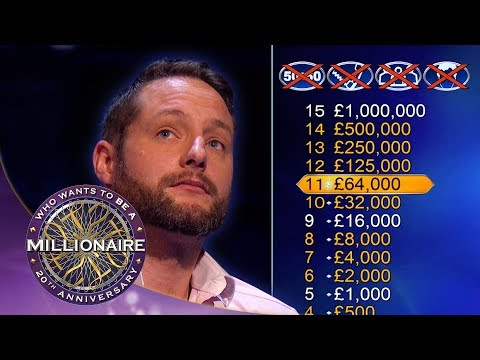 Incredible Story Behind £125,000 Win | Who Wants To Be A Millionaire?