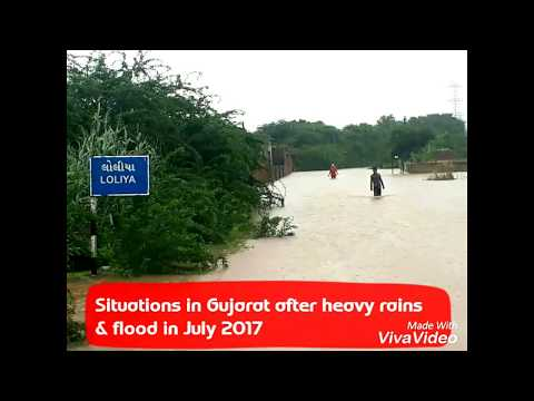 Xxx Mp4 Situations In Various Parts Of Gujarat After Heavy Rains Amp Floods In July 2017 3gp Sex