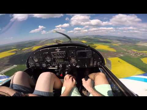 EV 97 Eurostar my first flight with Ultralight Aircraft