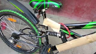 New gare cycle hero saurav
