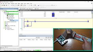 CODESYS - Raspberry - Arduino – RS232(USB)