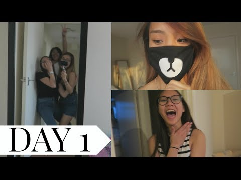 LONDON VLOG: MY FIRST TIME IN LONDON + SCARE CAM & HOUSE TOUR
