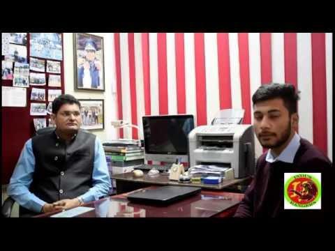 Indus Ranger - NDA topper interview Vaibhav
