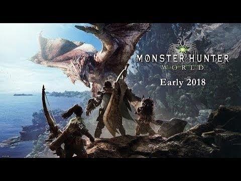 Monster Hunter World - OPEN BETA HYPE