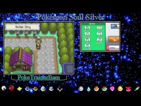 Pokemon Soul Silver - Jirachi & Arceus Event