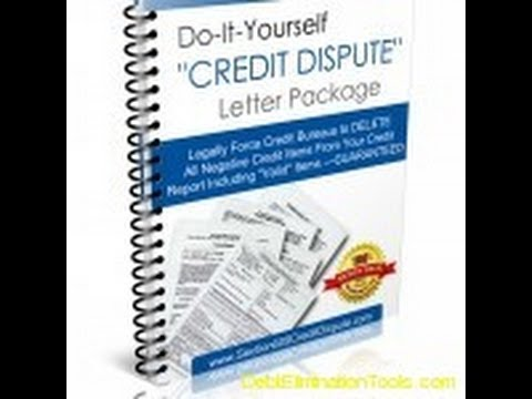Negative Credit Report - Accurate Negative Credit Report Items can legally be Removed