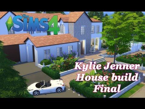 The Sims 4 - Kylie Jenner House Build CC - House Tour!(Final)