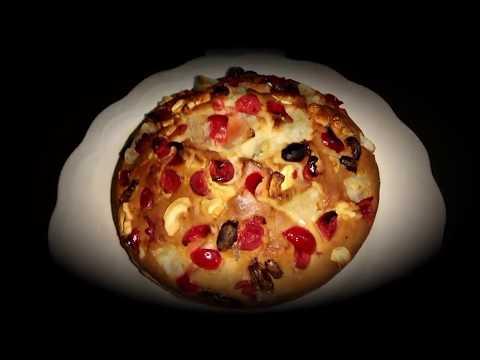FRUIT CAKE in pressure cooker... NO MIXER | NO OVEN | NO WHISKER