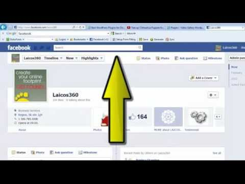 Posts - how to manage | Facebook Timeline | laicos360 Social Media Marketing