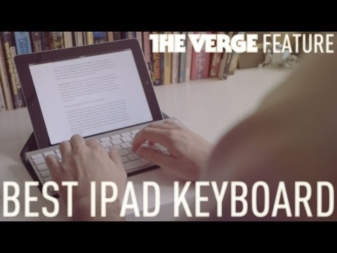 What is the best iPad keyboard?