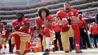 We're making the national anthem protests a bigger issue than it is: Jack Brewer