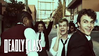Download DEADLY CLASS | After School Episode 10 | SYFY Video
