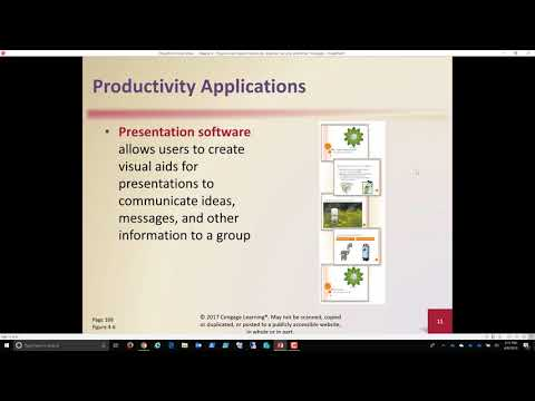 Chapter 4 Part 1 Programs and Applications (Introduction)