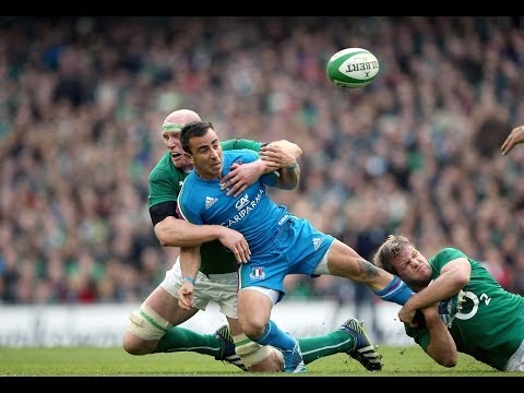Ireland v Italy - Official Extended Highlights 8th March 2014