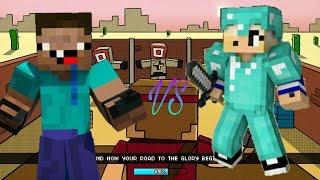 Noob vs Pro - Pixel Gun 3D