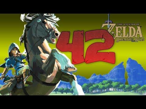 Zelda Breath of The Wild [42]: Horse Archery Fail