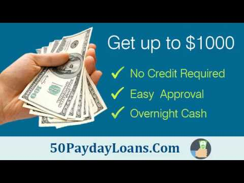 Get Fast $1000 Payday Loans for Bad Credit