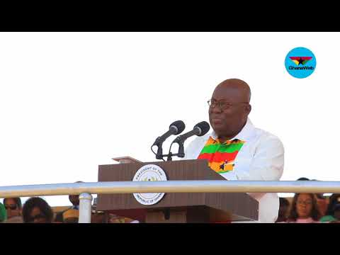 Corruption, high fiscal deficit the 'symbols' of Ghana's economy – Akufo-Addo