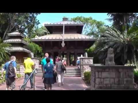 The Nepal Peace Pagoda, Brisbane