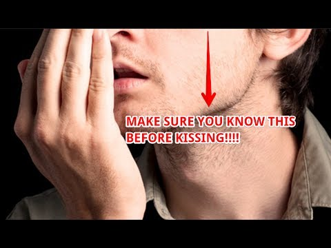 Top 5 Super Easy Habits For Men To Kill Bad Breath Forever!