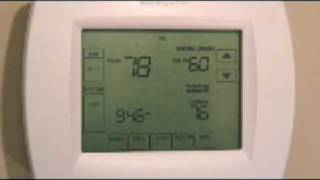 Horizon Services Inc How To Use Your Honeywell Visionpro Iaq Thermost
