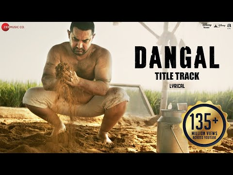 Xxx Mp4 Dangal Title Track Lyrical Video Dangal Aamir Khan Pritam Amitabh B Daler Mehndi 3gp Sex