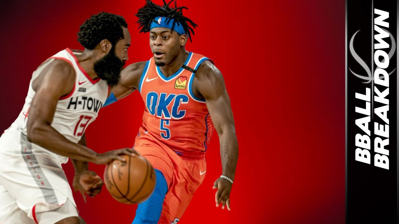 How An Unknown Rookie Shut Down Harden: Thunder vs Rockets Game 3 2020 NBA Playoffs