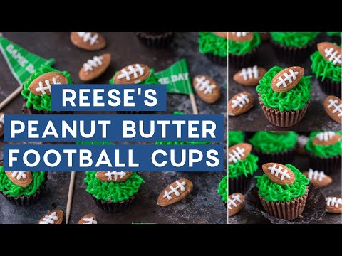 Reese's Football Cups
